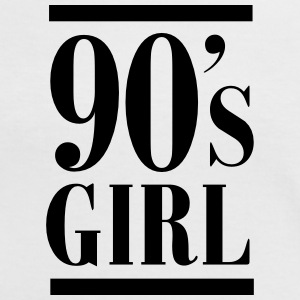 90´s Girl T-Shirts - Women's Ringer T-Shirt