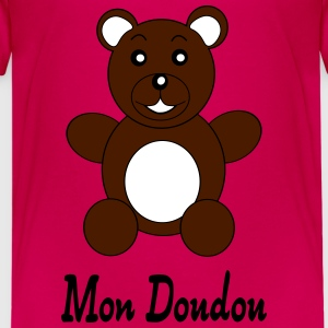 Mon doudou T-shirts - Teenager premium T-shirt