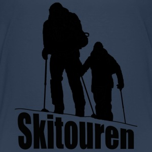 Skitouren T-Shirts - Teenager Premium T-Shirt
