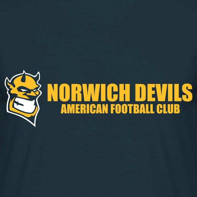 Norwich Devils Player's T-Shirt