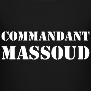 Commandant Massoud Tee shirts - T-shirt Premium Enfant