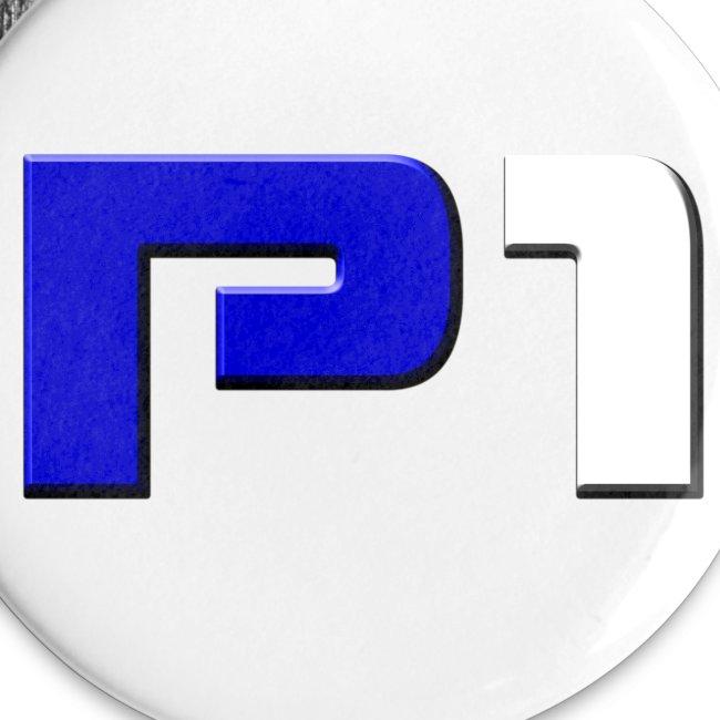 P1 Button klein