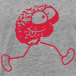 Crazy Brain T-Shirts - Men's Premium T-Shirt