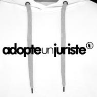 Motif ~ AdopteUnJuriste / Sweat