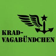 Motiv ~ Kinder Kapuzenpulli - Krad-Vagabündchen