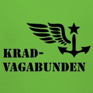 Motiv ~ Kinder Kapuzenpulli - Krad-Vagabunden