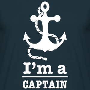 captain T-Shirts - Men's T-Shirt