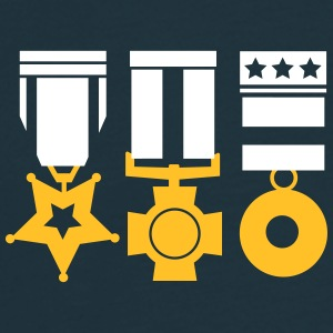 medals T-Shirts - Men's T-Shirt