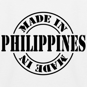 made_in_philippines_m1 Shirts - Kinderen baseball T-shirt