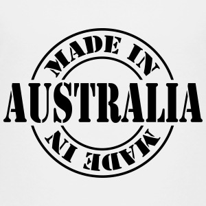 made_in_australia_m1 Skjorter - Premium T-skjorte for barn