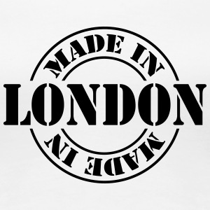 made_in_london_m1 T-shirts - Dame premium T-shirt