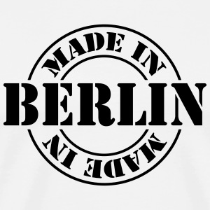 made_in_berlin_m1 Tee shirts - T-shirt Premium Homme