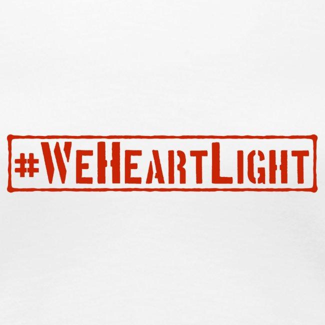 #WeHeartLight