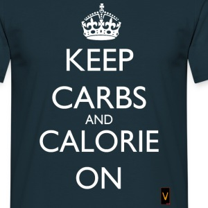 Keep Carbs T-Shirts - Men's T-Shirt