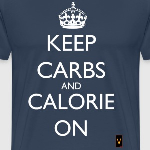 Keep Carbs T-Shirts - Men's Premium T-Shirt