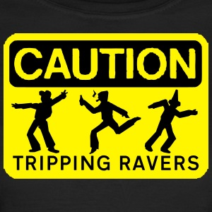 rzhw_caution-trip T-Shirts - Women's T-Shirt