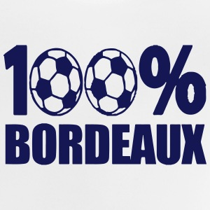 100% Bordeaux football 33 Tee shirts - T-shirt Bébé