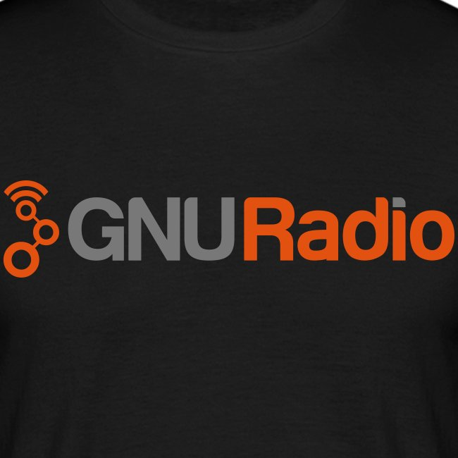 Standard GNU Radio Tee (Men)