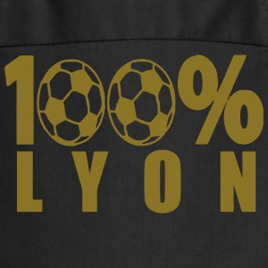 100% Lyon football 69 Tabliers - Tablier de cuisine