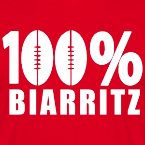 100 % Biarritz Olympique rugby 64 Tee shirts - T-shirt Homme