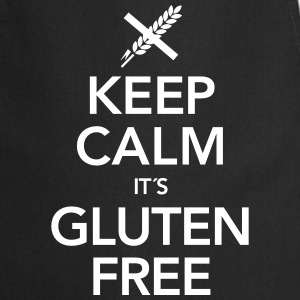 Keep Calm It´s Gluten Free Tabliers - Tablier de cuisine