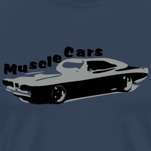 Muscle Car - Männer Premium T-Shirt