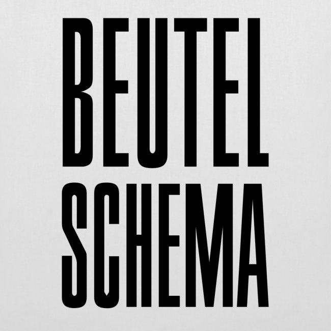'Beutelschema' Jutebeutel