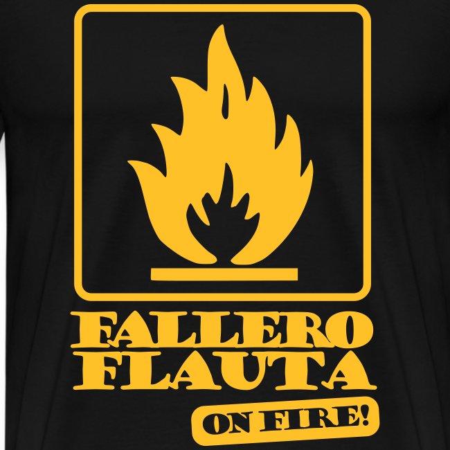 Falleroflauta on fire!