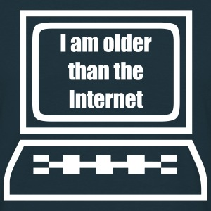 Older than the Internet T-Shirts - Männer T-Shirt