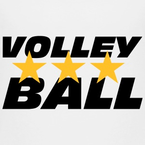 Volleyball T-Shirts - Teenager Premium T-Shirt