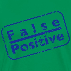 false positive T-Shirts - Männer Premium T-Shirt