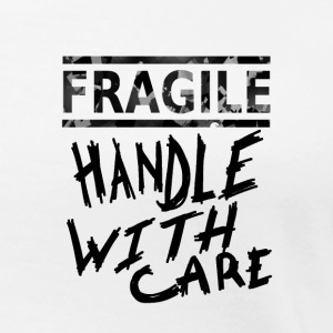 simple fragile tee shirt - Women's Premium T-Shirt