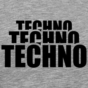 Cool Techno Design T-Shirts - Men's Premium T-Shirt