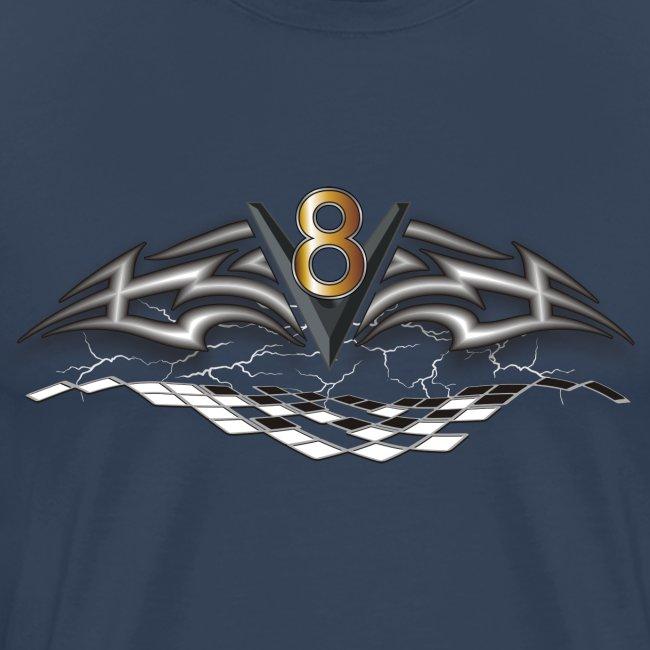 V8 Logo T-shirt