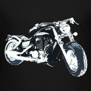 biker Shirts - Teenage Premium T-Shirt