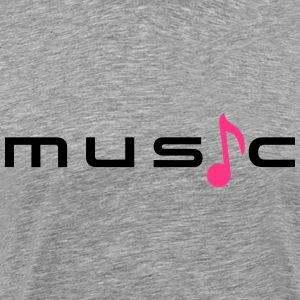 Music Sound T-Shirts - Men's Premium T-Shirt