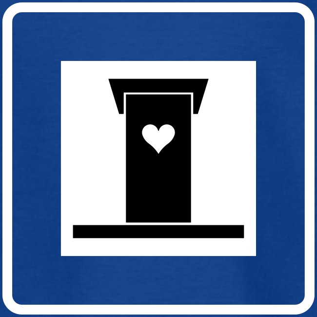 Swedish signs: Toilet or Rest Room