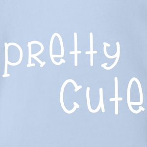 Pretty Cute Tee shirts - Body bébé bio manches courtes