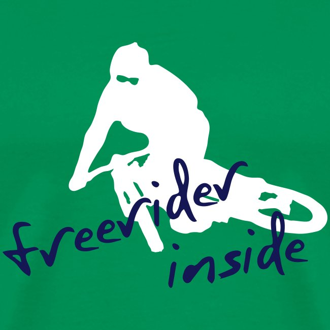 """Freerider Inside"" 2014"