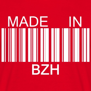 Made in BZH Bretagne - T-shirt Homme