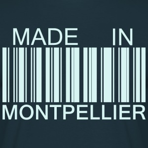 Made in Montpellier 34 Hérault Tee shirts - T-shirt Homme
