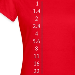 blendenreihe5 T-Shirts - Frauen T-Shirt