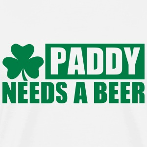 Paddy needs a beer T-Shirts - Männer Premium T-Shirt