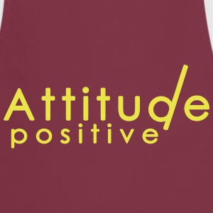 Attitude Positive  Aprons - Cooking Apron