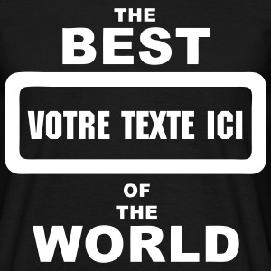 the best is you Tee shirts - T-shirt Homme