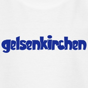 Gelsenkirchen Deutschland Stadt City T-Shirt T-Shirts - Teenager T-Shirt