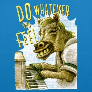 do whatever you feel Taschen & Rucksäcke - Bio-Stoffbeutel