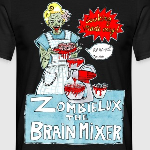 Brain mixer - T-shirt Homme