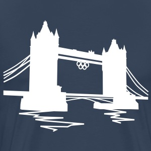 Tower bridge London - Männer Premium T-Shirt
