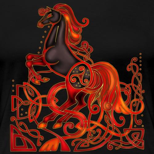 Celtic Horse - Night Mare
